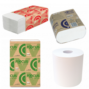 Paper hygienic products