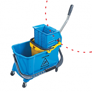 Cleaning trolleys & Kits
