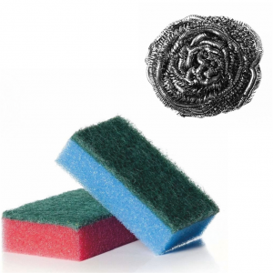 Sponges and Abrasives
