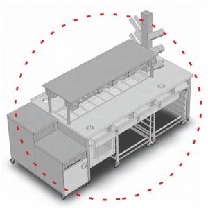 Neutral Equipment (Stainless Steel)